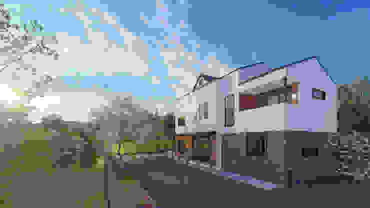 자연속의 내집, 협재리 중목구조 전원주택 건축 by 중목주택 전문브랜드 탐나도가