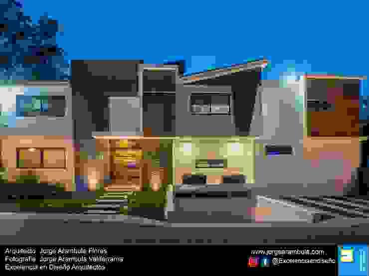 Casa Lagos 94 Excelencia en Diseño Casas unifamiliares