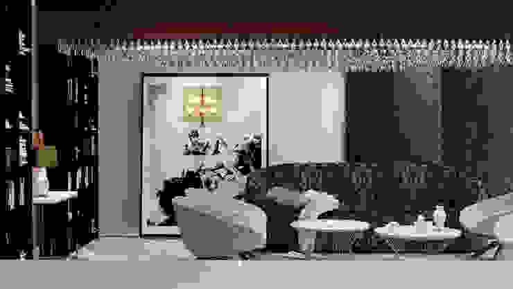 Salon moderne par Swan Studio Moderne