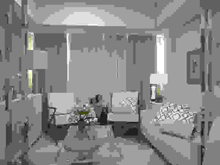 1 Bedroom Condo in Manila by CIANO DESIGN CONCEPTS Modern