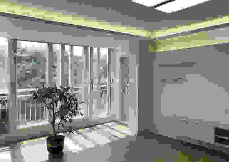 Salon moderne par Design Partner Blue box Moderne