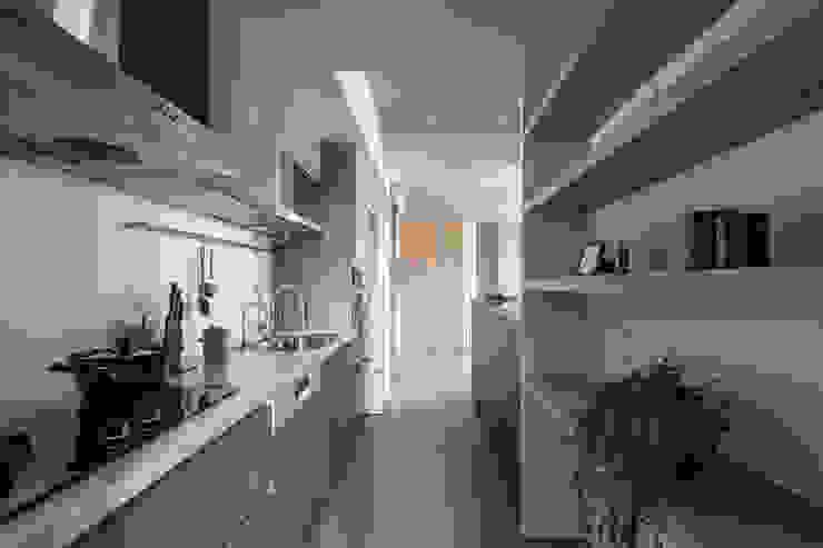 寓子設計의  주방