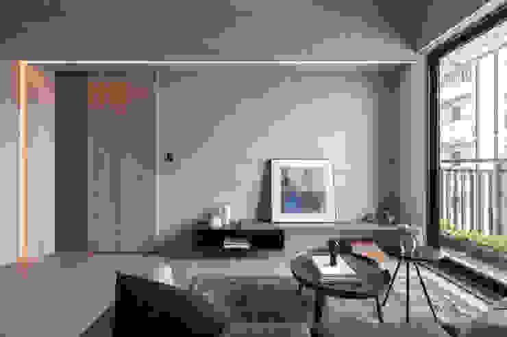 寓子設計의  거실