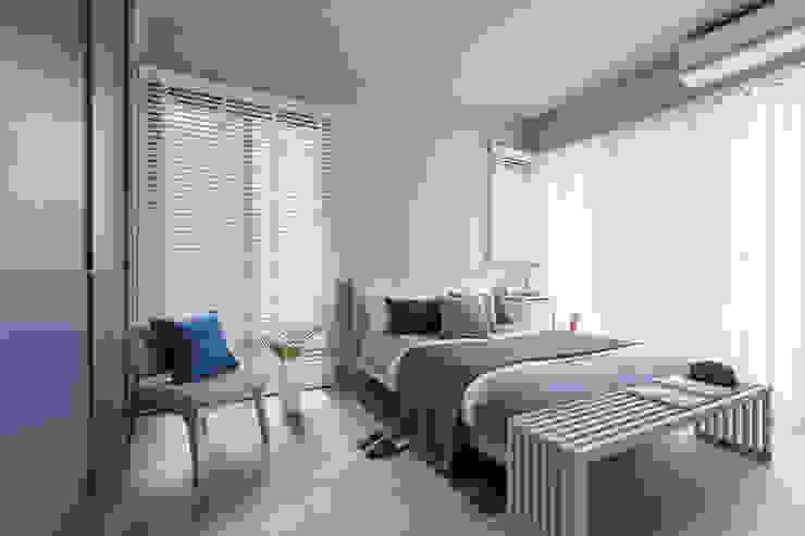 寓子設計의  침실