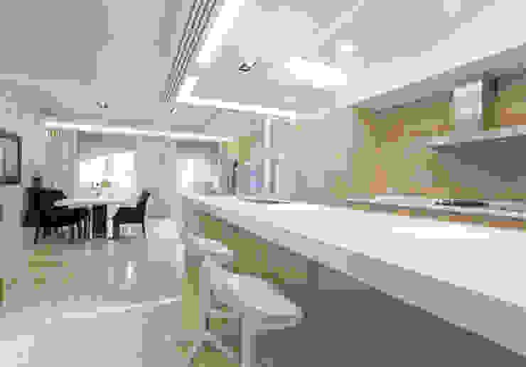 高監周公館 根據 雅群空間設計 現代風