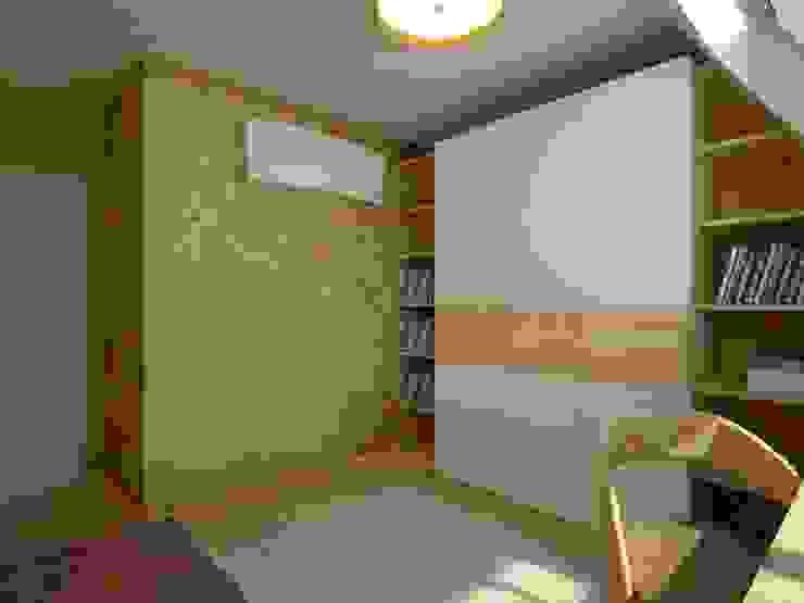 Modern Kid's Room by Anastasia Reicher Interior Design & Decoration in Wien Modern Wood Wood effect