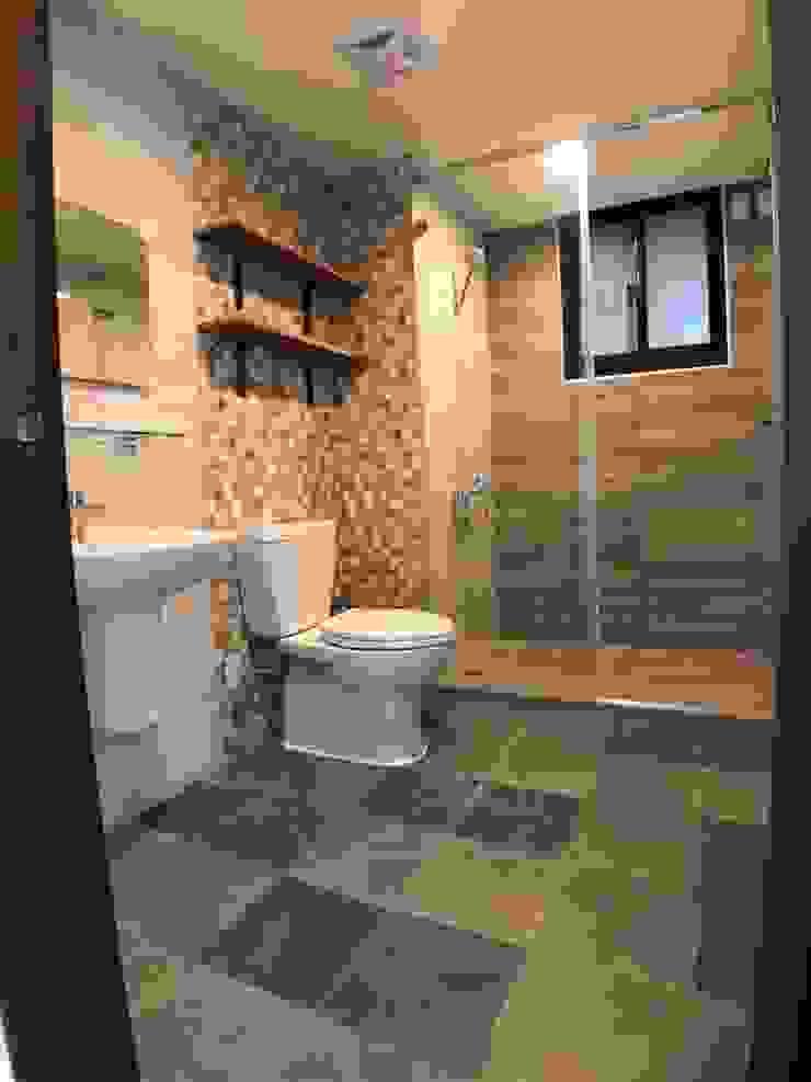 4層浴室 根據 houseda