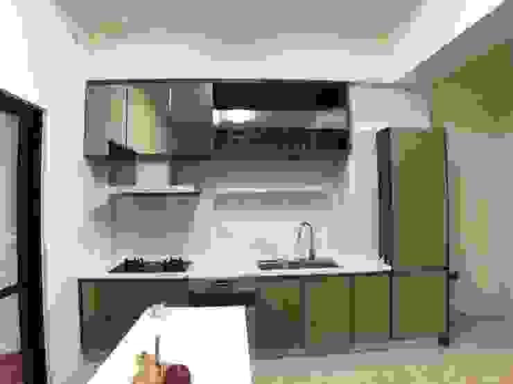 1層廚房 根據 houseda