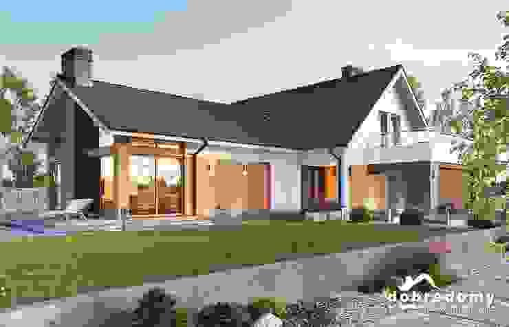 'Dobre Domy Flak&Abramowicz' Sp. z o.o. Sp.k. Maisons modernes