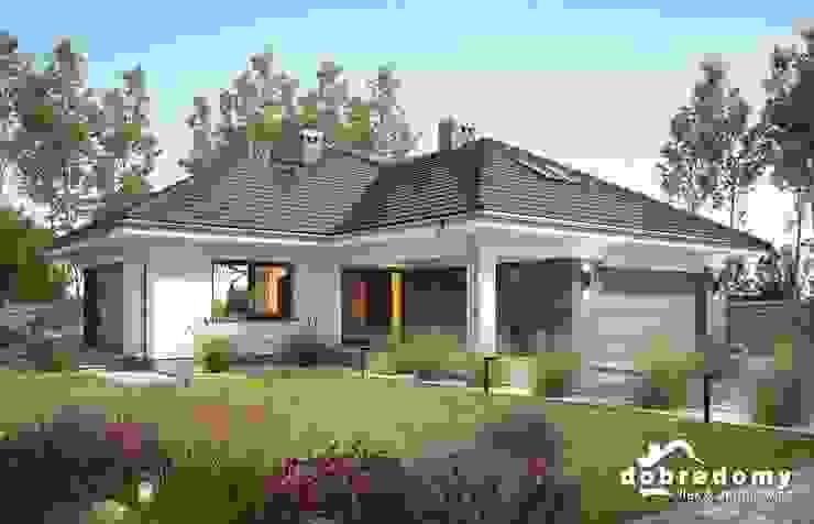 'Dobre Domy Flak&Abramowicz' Sp. z o.o. Sp.k. 現代房屋設計點子、靈感 & 圖片