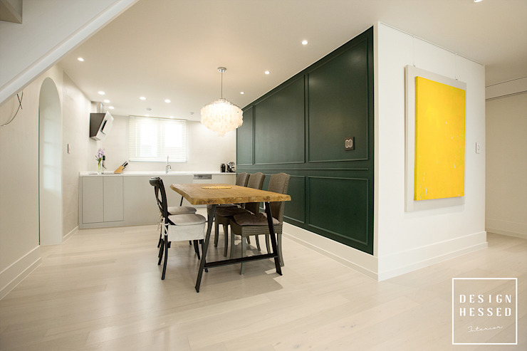Modern kitchen by 디자인 헤세드 Modern