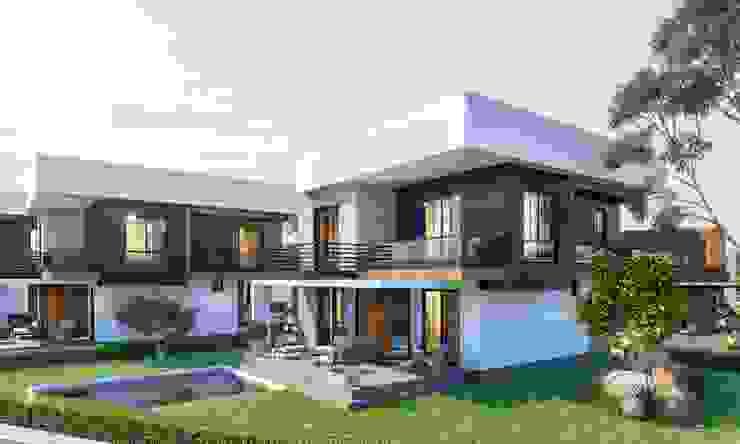 Deniz Kent Villaları ANTE MİMARLIK Modern