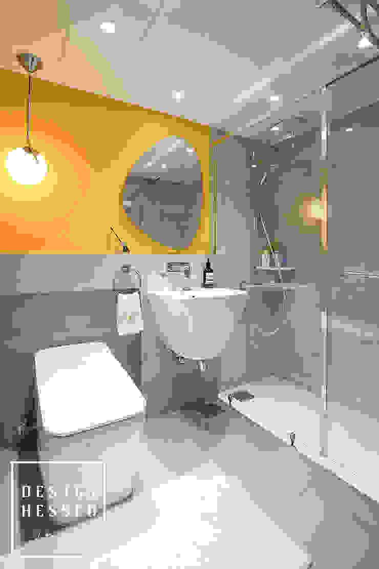 Modern bathroom by 디자인 헤세드 Modern
