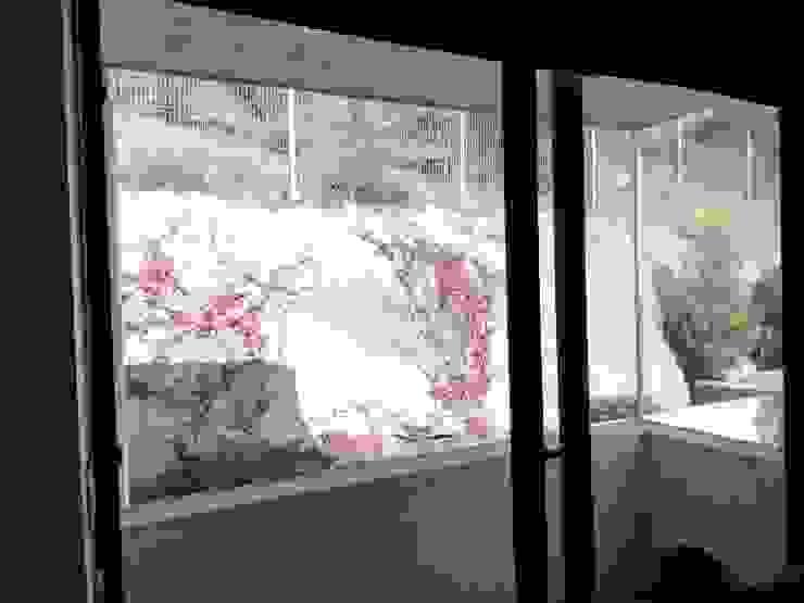 Balcón que se uso para ampliar sala de Remodelaciones Santiago Eirl Clásico
