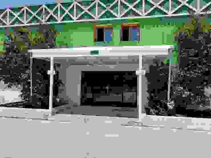 Almacenes Industriales Bodegas de estilo industrial de Remodelaciones Santiago Eirl Industrial