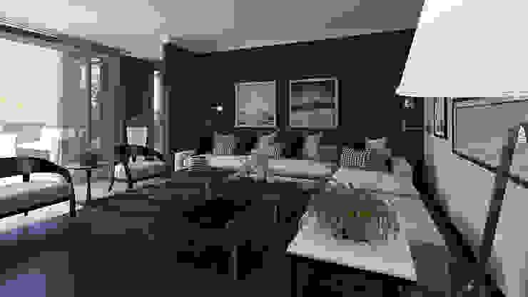 Living Room / Lounge Modern living room by CKW Lifestyle Associates PTY Ltd Modern