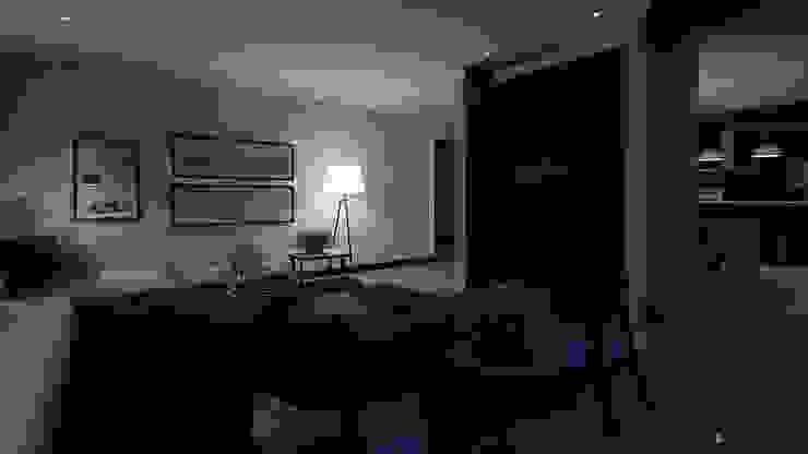 Living Room Lamps Modern living room by CKW Lifestyle Associates PTY Ltd Modern