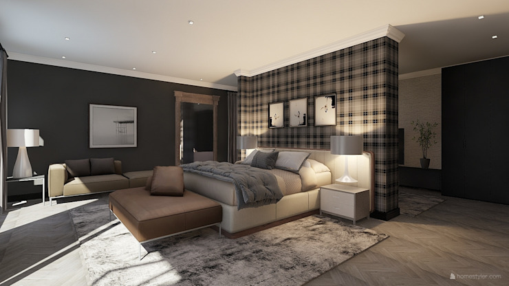 Master Bedroom Suite Modern style bedroom by CKW Lifestyle Associates PTY Ltd Modern