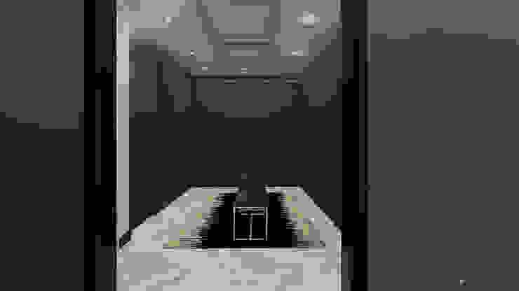 Master dressing room Modern dressing room by CKW Lifestyle Associates PTY Ltd Modern