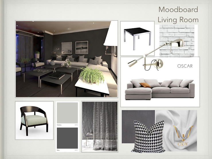 CKW Lifestyle Associates PTY Ltd: modern tarz , Modern