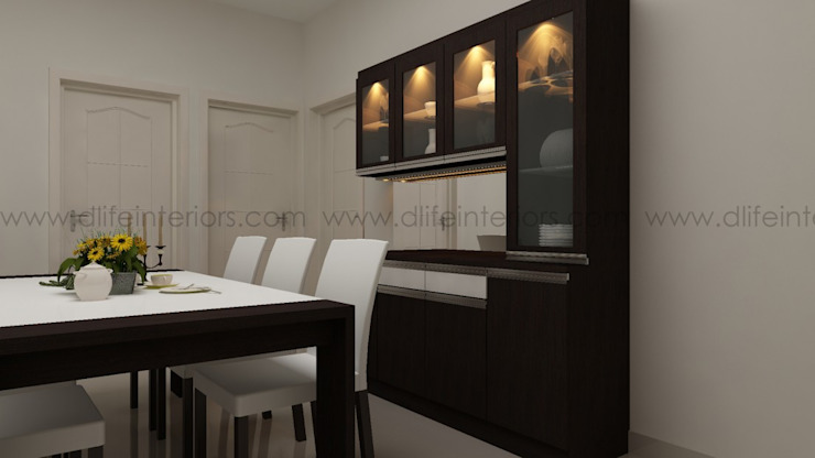 Dining Room Interiors Homify