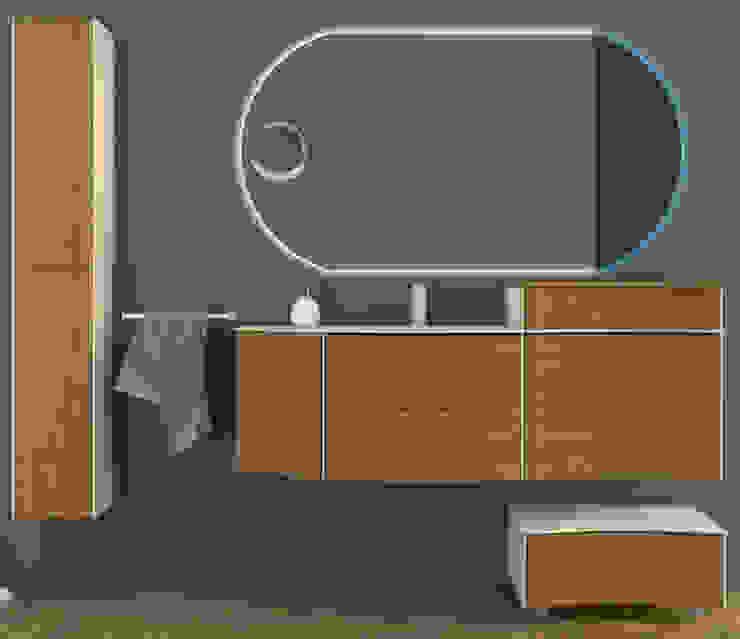 Aedo Bagno Moderno 150 Cm Sospeso In 3 Colori Homify