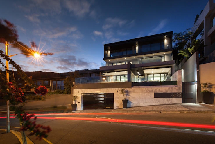 House Ocean View 331 Fresnaye by KMMA architects Modern