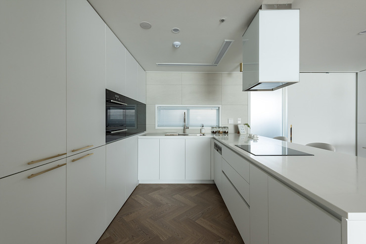 Modern Kitchen by 림디자인 Modern