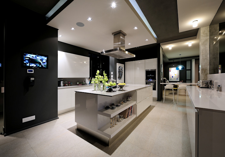 par KMMA architects Moderne
