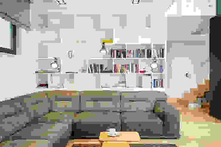Mirage Fotografia Wnętrz Modern living room