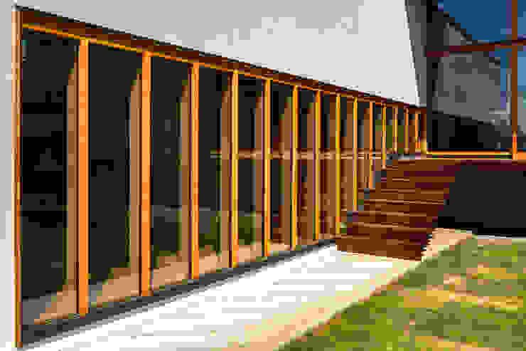中山大輔建築設計事務所/Nakayama Architects uPVC windows