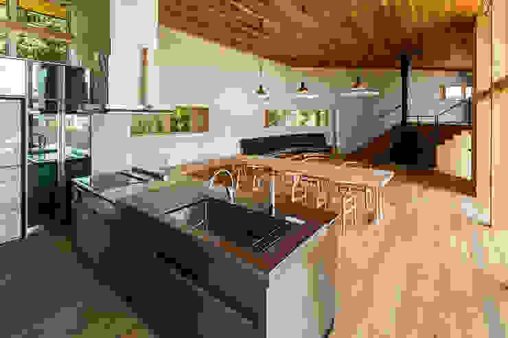中山大輔建築設計事務所/Nakayama Architects Built-in kitchens