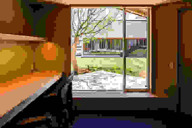 中山大輔建築設計事務所/Nakayama Architects Modern study/office