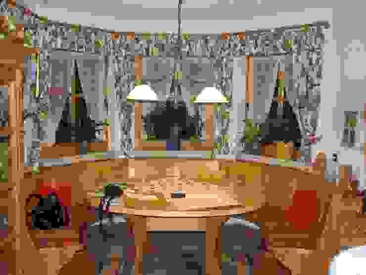 Esszimmer vorher von T-raumKONZEPT - Interior Design im Raum Nürnberg Landhaus