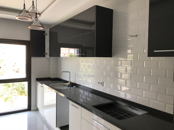 by Orby İnşaat Mimarlık Modern Granite