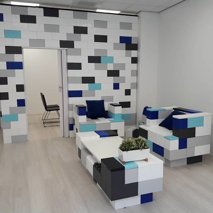 Everblock Cliniche moderne di EverBlock Systems Italia Moderno