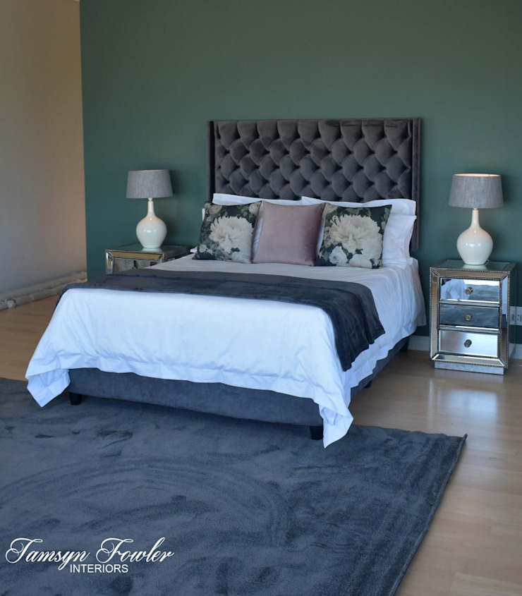 Modern Bedroom by Tamsyn Fowler Interiors Modern