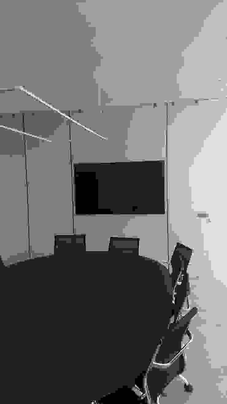 vertikal Modern office buildings
