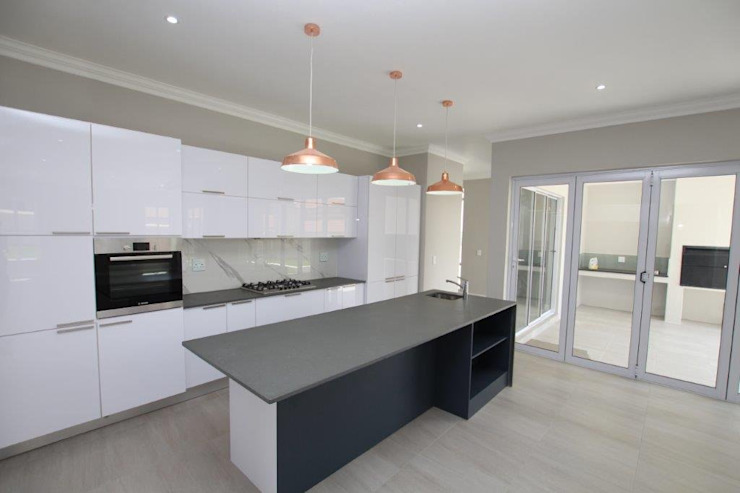 by Building Project X (Pty) Ltd. Modern Quartz