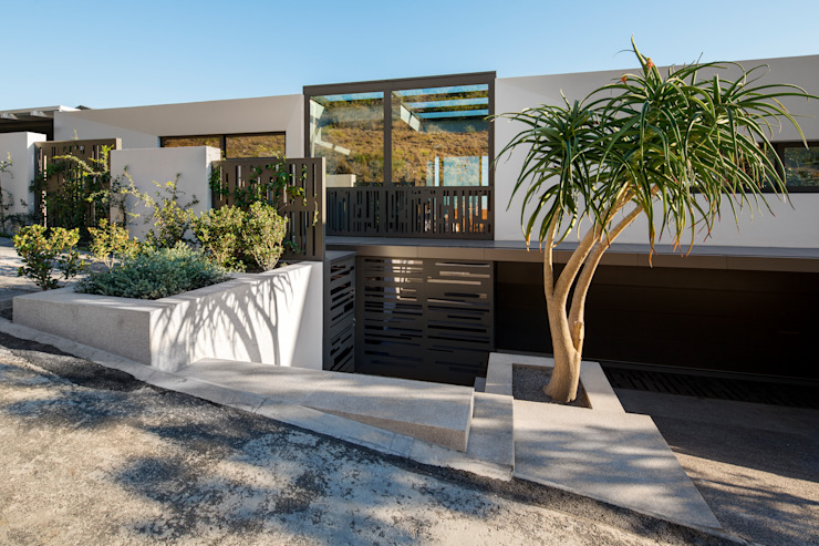 Wright Architects Villa Aluminium/Zinc Multicolore