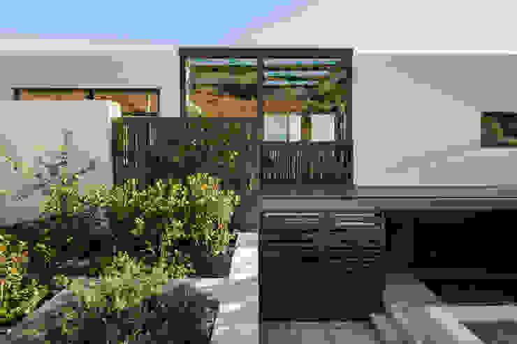 Wright Architects Casa unifamiliare Alluminio / Zinco Nero
