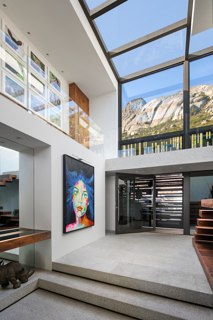 HOUSE SEALION | FRESNAYE Wright Architects Skylights Aluminium/Zinc Black