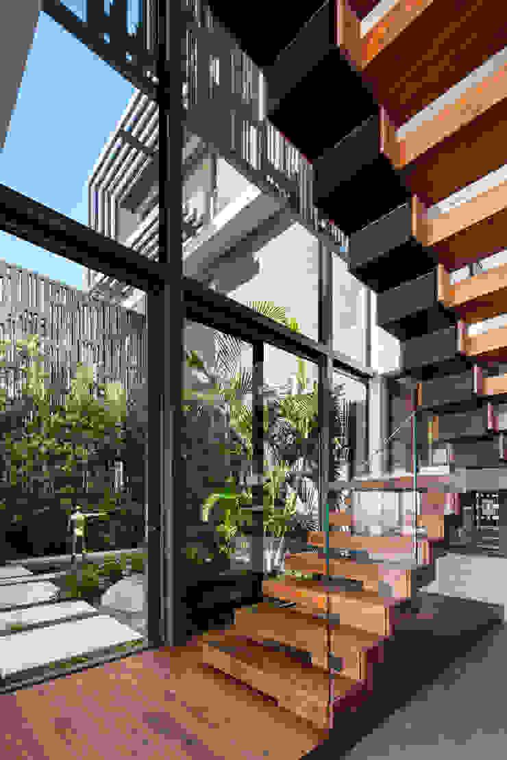 Wright Architects Scale Legno Nero