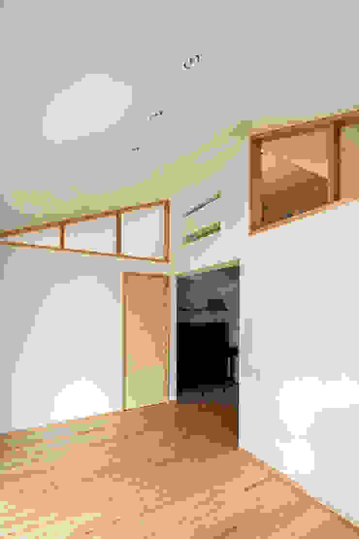 中山大輔建築設計事務所/Nakayama Architects Kamar Tidur Modern