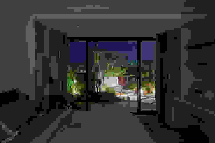 女兒房享有VIP等級的風景 根據 大地工房景觀公司 熱帶風