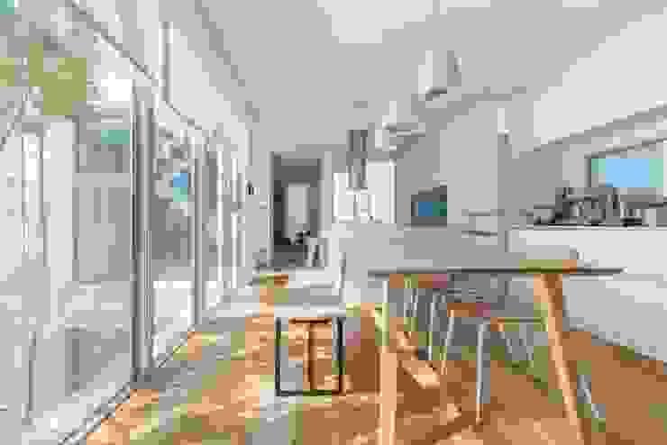 沈宅 根據 凸透設計-光庭建設 北歐風