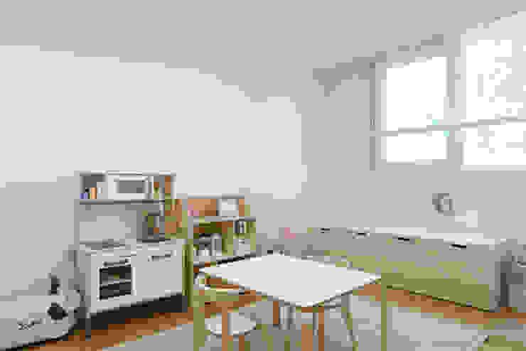 분당 장안건영 32py아파트 모던스타일 아이방 by 트리플디자인 모던