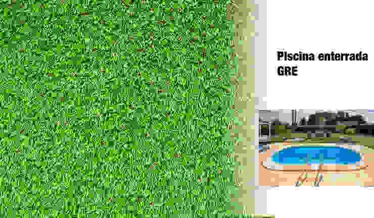 ferrOkey - Cadena online de Ferretería y Bricolaje Garden Swim baths & ponds Iron/Steel Blue