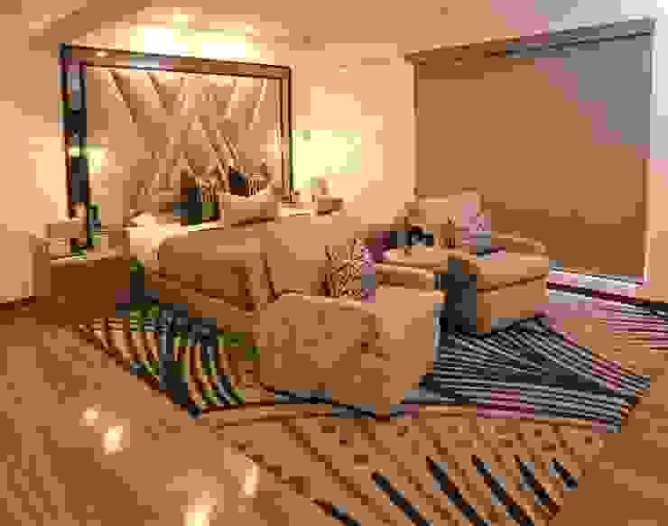 Mario Ramos Dormitorios de estilo moderno