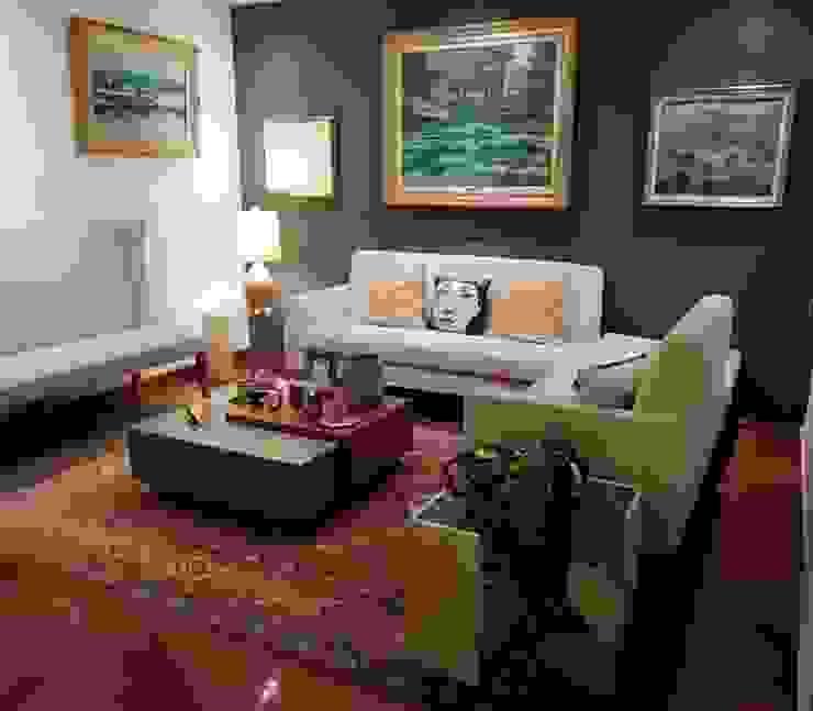 Sala de Alicia Ibáñez Interior Design Ecléctico